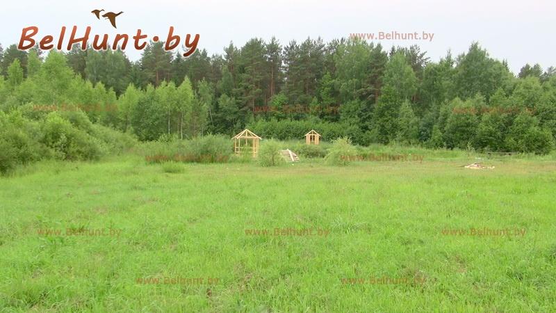 охотхозяйство Лиозненский лесхоз