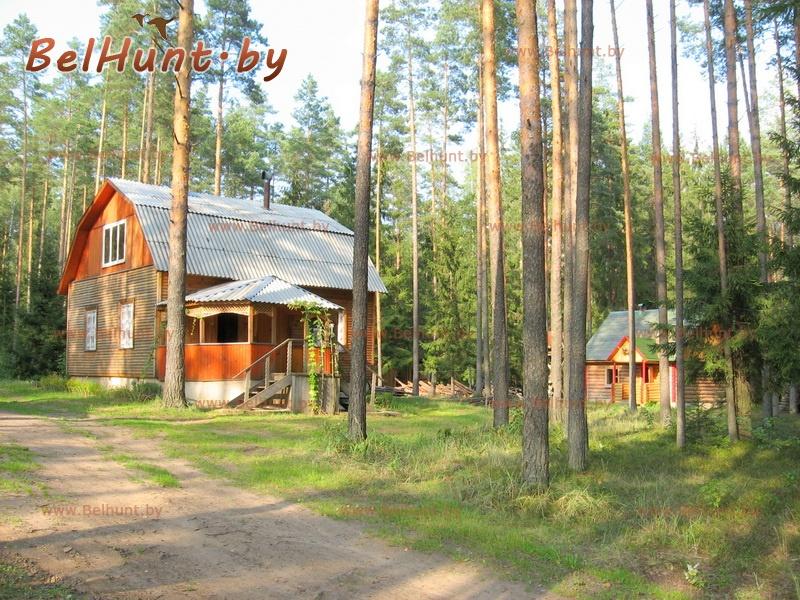 охотхозяйство Городокский лесхоз